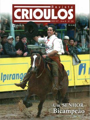 Revista Crioulos Edição 20