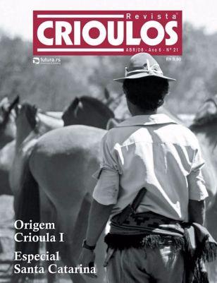 Revista Crioulos Edição 21