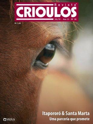 Revista Crioulos Edição 30