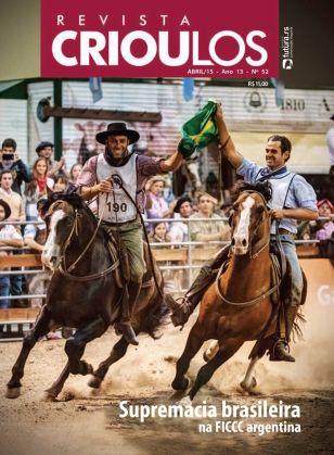 Revista Crioulos Edição 52