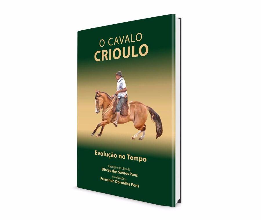 Capa Livro Cavalo Crioulo